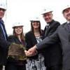 Lancement de la construction du pavillon dédié à la vie étudiante