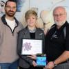 Justine Renaud obtient le prix «Hypercube Scholar Award»
