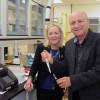 L'UQTR inaugure le nouveau Laboratoire d'analyse  en écologie aquatique et sédimentologie