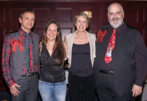 Le Syndicat du personnel professionnel rend hommage à trois de ses membres