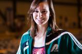 Caroline Lapierre-Lemire, une nageuse en or!