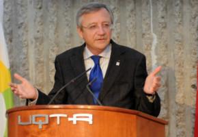 L'UQTR accueille l'administrateur de l'OIF