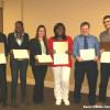Trois étudiants de l'UQTR se démarquent à Savoir Affaires Centre-du-Québec