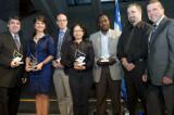 Valorisation de la biomasse algale : L'équipe du professeur Simon Barnabé obtient un prix de l'ADRIQ