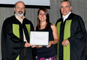 Une cinquantaine de diplômés honorés par le Service de la formation continue et de la formation hors campus