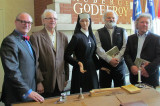 Trois professeurs de l'UQTR publient la première synthèse historique du Centre-du-Québec