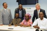 Quatre professeurs et gestionnaires africains en stage à l'UQTR