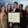 La Clinique de podiatrie communautaire remporte un prix au gala Forces Avenir