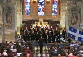 L'Ensemble vocal de l'UQTR présente «Hodie Christus Natus Est»