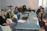 Maxime Pronovost  partage ses connaissances avec des collègues en Bavière