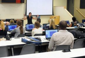 L'UQTR enregistre une hausse de sa population étudiante pour la session hiver 2014