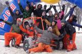 L'équipe du Baja UQTR signe une grosse victoire dans la Vieille Capitale