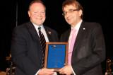 Patrice J. Mangin est le récipiendaire du prix William H. Aiken