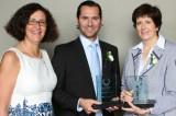 Josée St-Pierre et Cléo Marchand reçoivent un prix d'excellence 2013 de l'Université du Québec
