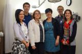 La PDG de l'Ordre des infirmières et infirmiers du Québec visite l'UQTR