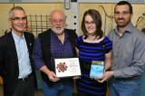 Julie Bruneau obtient le prix «Hypercube Scholar Award»
