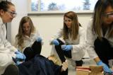 Visite du Laboratoire de recherche en criminalistique