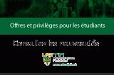Bureau des diplômés de l'UQTR: Promotions de novembre!