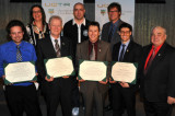 Six prix remis à la cérémonie Distinction UQTR