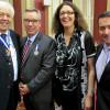 Quatre personnalités trifluviennes nommées à l'Ordre national du Québec