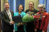 Kathleen C. Durand obtient une bourse de recherche de l'Ordre des ergothérapeutes du Québec