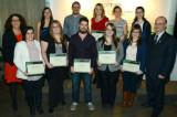 Plus de 319 000$ octroyés aux étudiants lors de la cérémonie de remise de prix et de bourses d'excellence