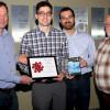 Guillaume Nourry obtient le prix «Hypercube Scholar Award»