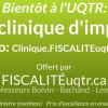 Clinique d'impôt destinée aux contribuables à faible revenu