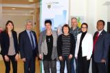 Une délégation de l'Université Paris-Est Créteil à l'UQTR
