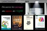 Lancement collectif 2015 –  Voyez les ouvrages des professeurs de l'UQTR