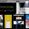 Lancement collectif 2015 – Découvrez les ouvrages des auteurs de l'UQTR