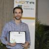 Alexandre Williot, grand gagnant de «Ma thèse en 180 secondes»