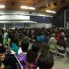 Plus de 300 étudiants de l'ÉIF font leur arrivée sur le campus