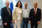 Conférence appréciée du commandant de l'Aviation royale canadienne