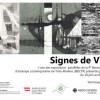 L'exposition: Signes de Vienne