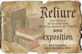 Reliure: Les trésors de la collection de livres anciens de l'UQTR