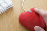 Chercher l'amour sur les sites de rencontre