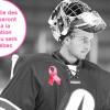 L'équipe de hockey des Patriotes et RBC Gestion de patrimoine en soutien à la Fondation cancer du sein du Québec