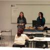 La création dans les cours de lettres au collégial: conférence présentée par Corinne Larochelle