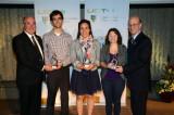Prix du meilleur mémoire de l'UQTR en sciences humaines pour Nadia Zurek