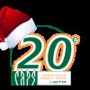 Le Centre de l'activité physique et sportive Léopold-Gagnon fête Noël