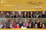 Les neuf nouveaux lauréats de la cérémonie Distinction UQTR honorés jeudi