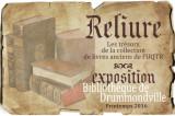 Exposition Reliure – Les trésors de la collection de livres anciens de l'UQTR