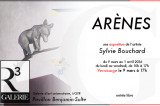 Arènes: exposition de l'artiste Sylvie Bouchard