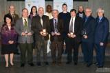 Neuf prix honorifiques remis à des membres de la communauté universitaire