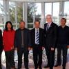 Des représentants du gouvernement malgache à l'UQTR