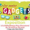 Les années gadgets: une exposition ludique au salon Alexis-Klimov