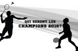 Le SAPS vous invite à son tournoi de badminton