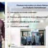 Succès des rencontres thématiques pour les étudiants internationaux