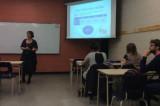 Conférence intitulée «Le rapport à l'écrit des étudiants en difficulté. Quelques pistes pour améliorer la qualité des travaux écrits»